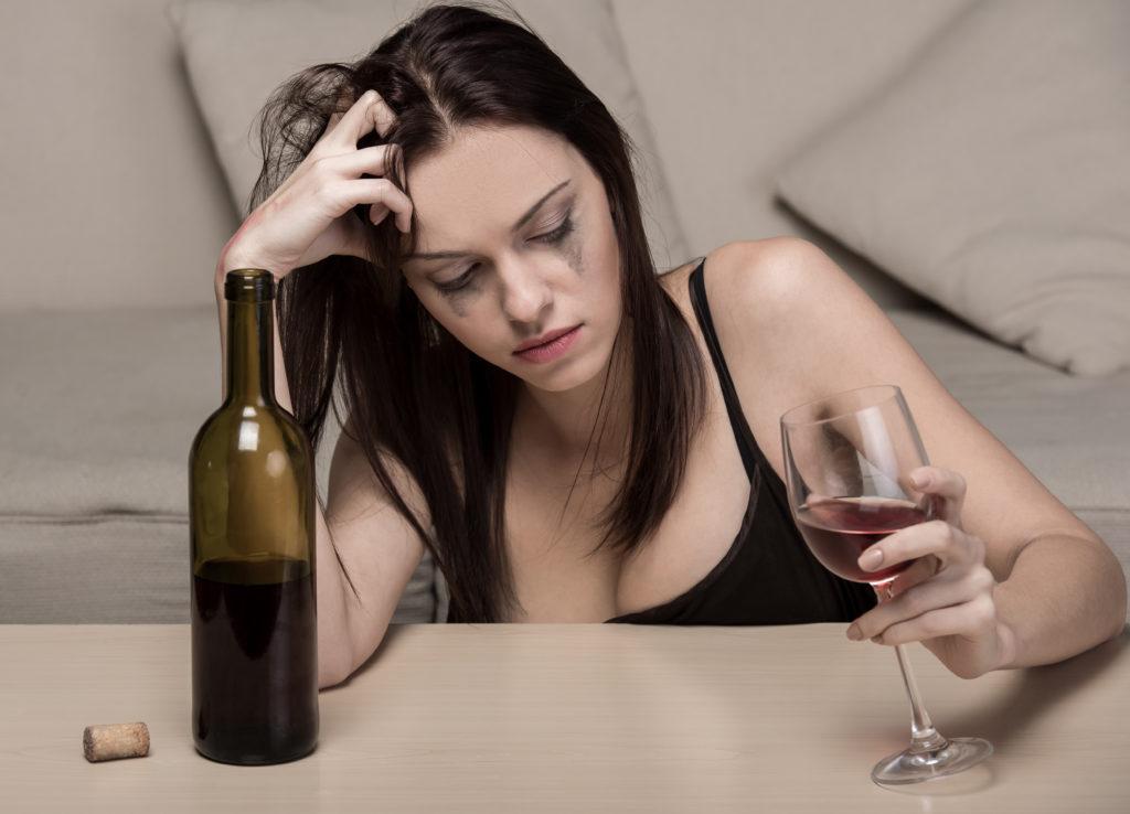 женский алкоголизм